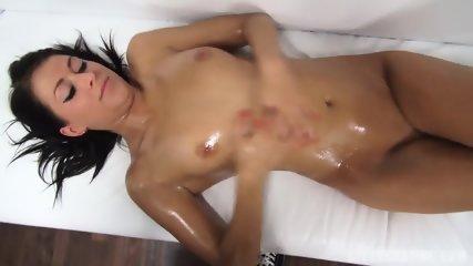 Sexy Oiled Body Of Amateur Zuzana - scene 10
