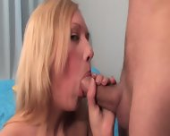 Young Whore Fucked In Her Juicy Pussy - scene 2