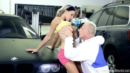 Sex On Car Bonnet - scene 3
