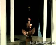 Redhead Masochist Loves To Get Painful Punishments - scene 10