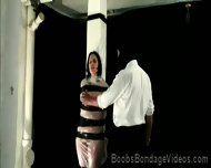 Redhead Masochist Loves To Get Painful Punishments - scene 6