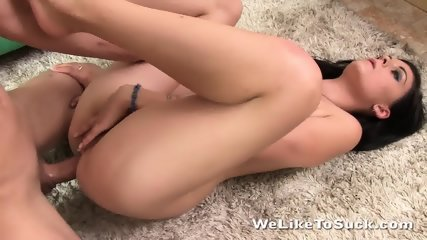 Cock Sucker Fucked Hard In Ass