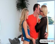 Naughty Teen Jessa Rhodes Threesome With Her Bf And Stepmom - scene 5