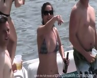 Super Hot Party Cove Chicks - scene 6