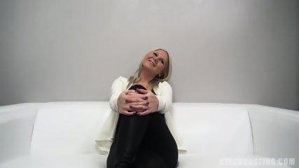 Vanda Rides Cock At The Casting - scene 2