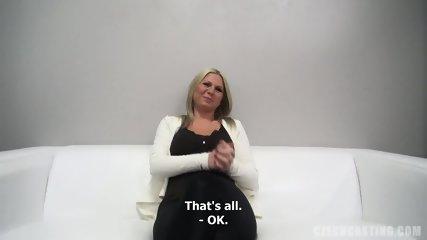 Vanda Rides Cock At The Casting - scene 6