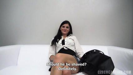 Amateur Babe Veronika Banged At The Casting - scene 4