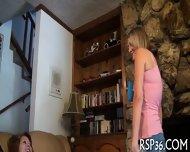 Two Teens Seduce A Geek - scene 4