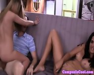 College Students Have Hardcore Group Fun - scene 4