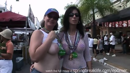 Wild Girls In Key West