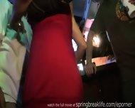 Hotties Flashing In A Bar - scene 4