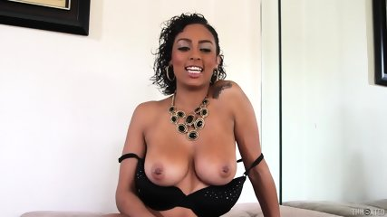 Hot Latina Cherry Hilson Gets Throated - scene 1