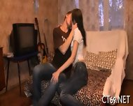 Pussy-ramming With A Hot Bitch - scene 5