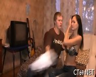 Pussy-ramming With A Hot Bitch - scene 6