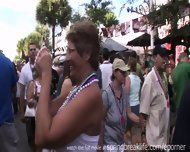 Flashing In Key West - scene 5