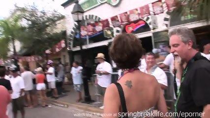 Flashing At Daytime Street Party - scene 7