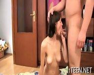 Teen Gives Wonderful Oral Sex - scene 5