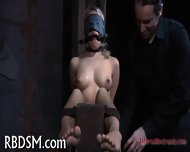 Bounded Slave Needs Pleasuring - scene 8