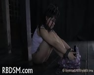 Tied Up Tits With Toy Pleasuring - scene 4