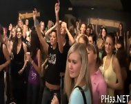 Racy Hot Orgy Partying - scene 1