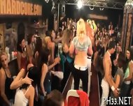 Racy Hot Orgy Partying - scene 9