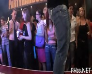 Racy Hot Orgy Partying - scene 4