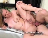 Teen Cutie Legs Wide Pussy Bang - scene 12