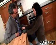 Blowjob For A Horny Teacher - scene 4