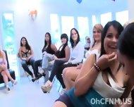 Sexy Hot Ladies Share Huge Cock - scene 2