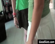 Petite Upskirt Ass And Legs - scene 8