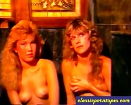Hot Retro Lesbians From The 80s - scene 6