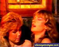 Hot Retro Lesbians From The 80s - scene 7