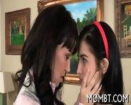 Bewitching Threesome Sex - scene 11