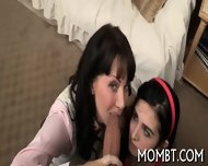 Bewitching Threesome Sex - scene 6