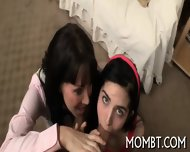 Bewitching Threesome Sex - scene 7