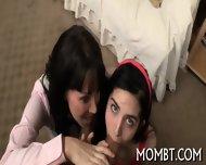 Bewitching Threesome Sex - scene 7