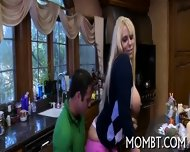 Invigorating Threesome Fornication - scene 2