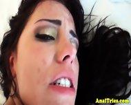 Girlfriend Being Anally Ravaged - scene 2