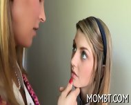 Hot Threesome With A Lusty Mum - scene 6