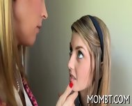 Hot Threesome With A Lusty Mum - scene 7