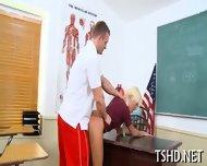 Schoolgirl Nailed Hard - scene 11
