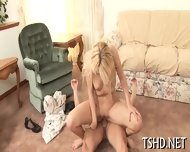 Girl Drilled Vigorously - scene 11