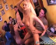 Men And Gals On Sex Party - scene 5
