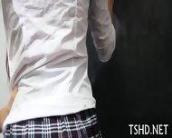 Pretty Schoolgirl Fucked - scene 4