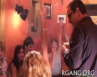 Lesbo And Straight Group - scene 1