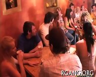 Lesbo And Straight Group - scene 5