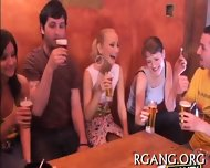 Lesbo And Straight Group - scene 6