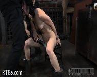 Tied Up Babe Waits Lustily - scene 3