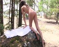 Stunning Girl Shows Her Body - scene 6