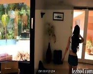 Dillion Harper And Jillian Janson Lesbosex While Being Filmed - scene 1